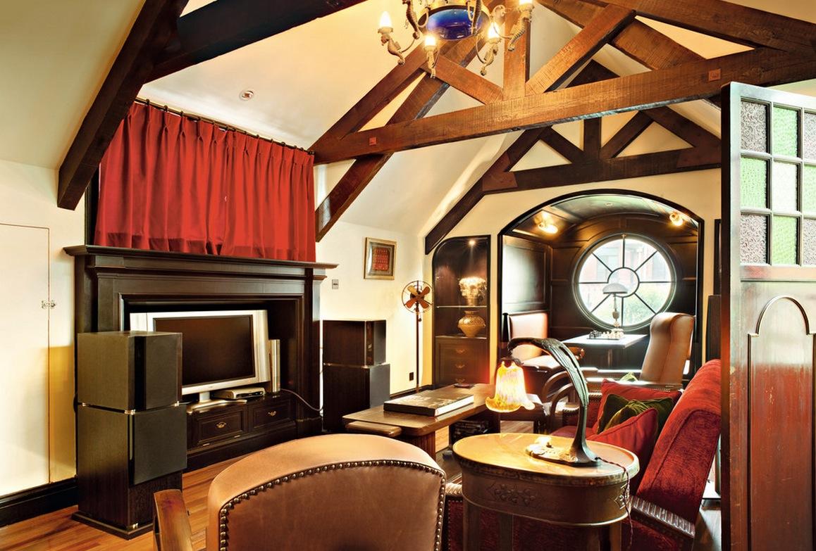 Aplikasi Gaya Art Deco Pada Hunian Rumah Dan Gaya Hidup Rumah Com