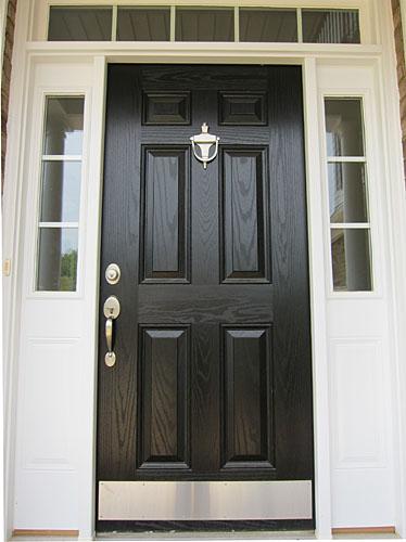 Kombinasi Warna Cat Pagar Besi  8 warna tepat untuk pintu depan rumah rumah dan gaya hidup