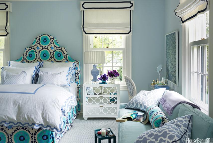 8 Warna Ceria Untuk Kamar Tidur Anda Rumah Dan Gaya Hidup Rumah Com