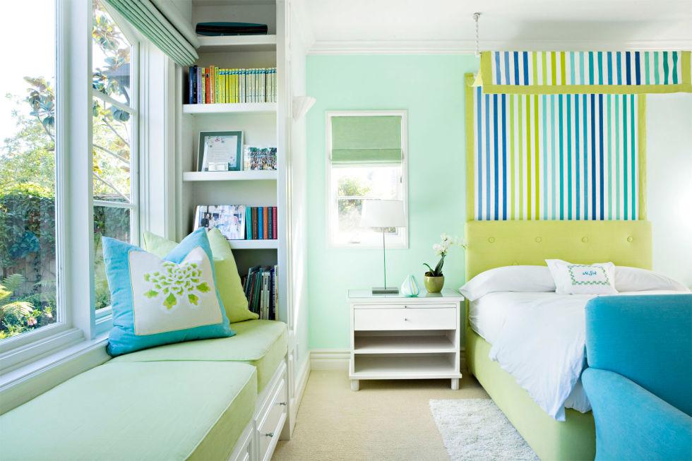 8 Warna Ceria untuk Kamar Tidur Anda Rumah dan Gaya Hidup
