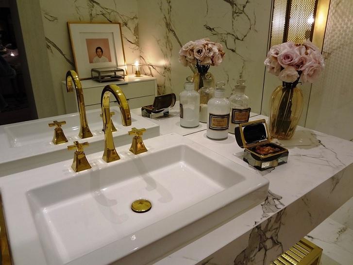 Ilustrasi wastafel yang ada di kamar mandi (sumber: pixabay.com)