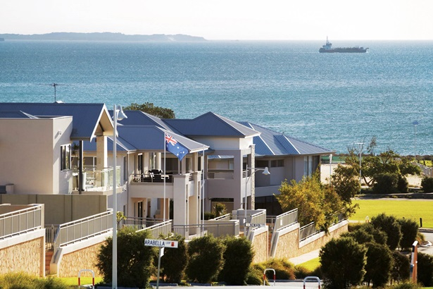 Australian property resize