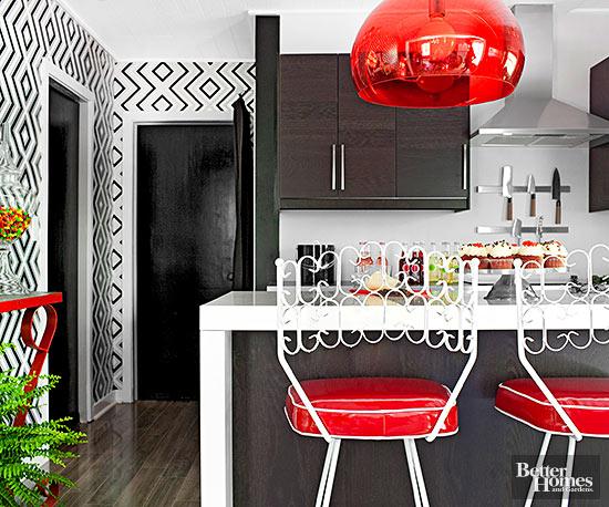 Wallpaper Dapur A Baru Dan Lama