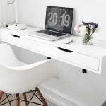 Pilihan Meja untuk Ruang Kerja Sempit