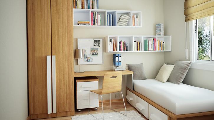 Inspirasi Desain Kamar Kos Berukuran Mungil Investasi Dan Pembiayaan Rumah Com
