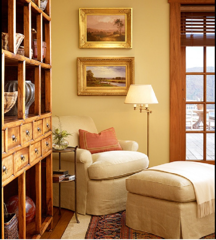 Sofa adalah furnitur yang paling nyaman (sumber: houzz.com)