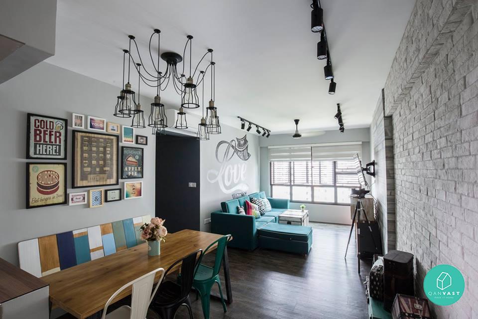 Renovating Your Flat For Under 30 000 Home Living Propertyguru Com Sg