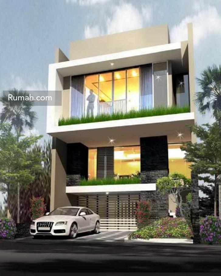 Intip Desain Unik Rumah 3 Lantai | Rumah Dan Gaya Hidup | Rumah.com