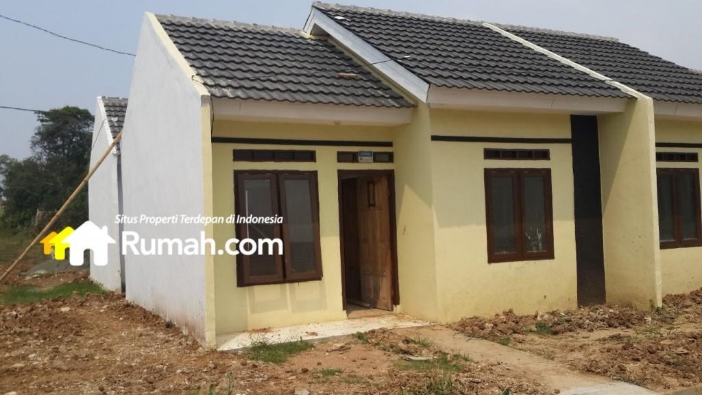 Triraksa Village, salah satu rumah subsidi seharga Rp141 Juta di Tigaraksa, Tangerang.