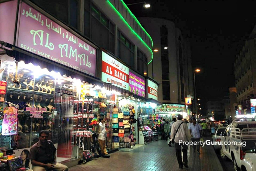 Dubai Markt