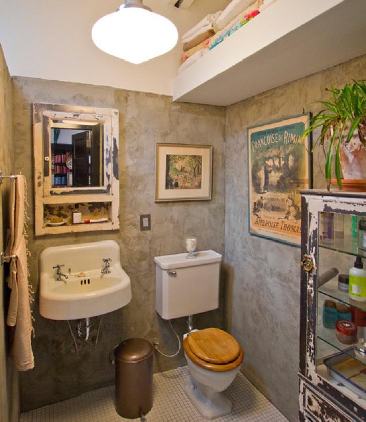 Desain interior untuk kamar mandi yang super lengkap (hgtv.com)