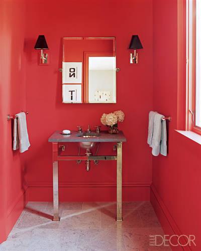 Kombinasi Warna Cat Kamar Anak  dinding rumah warna merah siapa berani rumah dan gaya