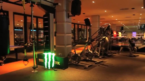 Arena fitness milik Lorenzo (homemydesign.com)