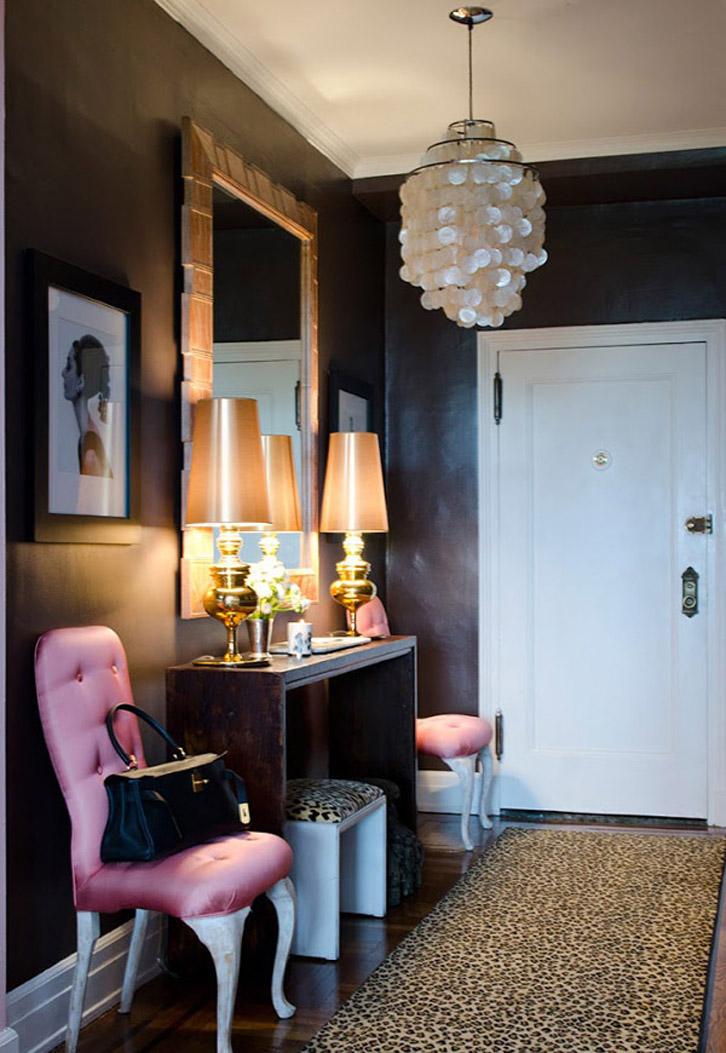 Nama Warna Cat Rumah Minimalis  dekorasi rumah pakai warna merah muda siapa takut rumah