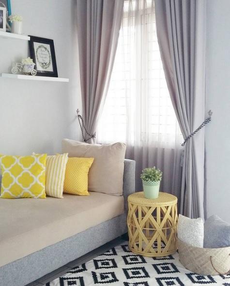 Contek Dekorasi Rumah Minimalis Tipe 36 Ala Instagramers