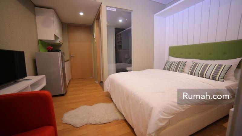 Ide Maksimalkan Ruang Apartemen Tipe Studio
