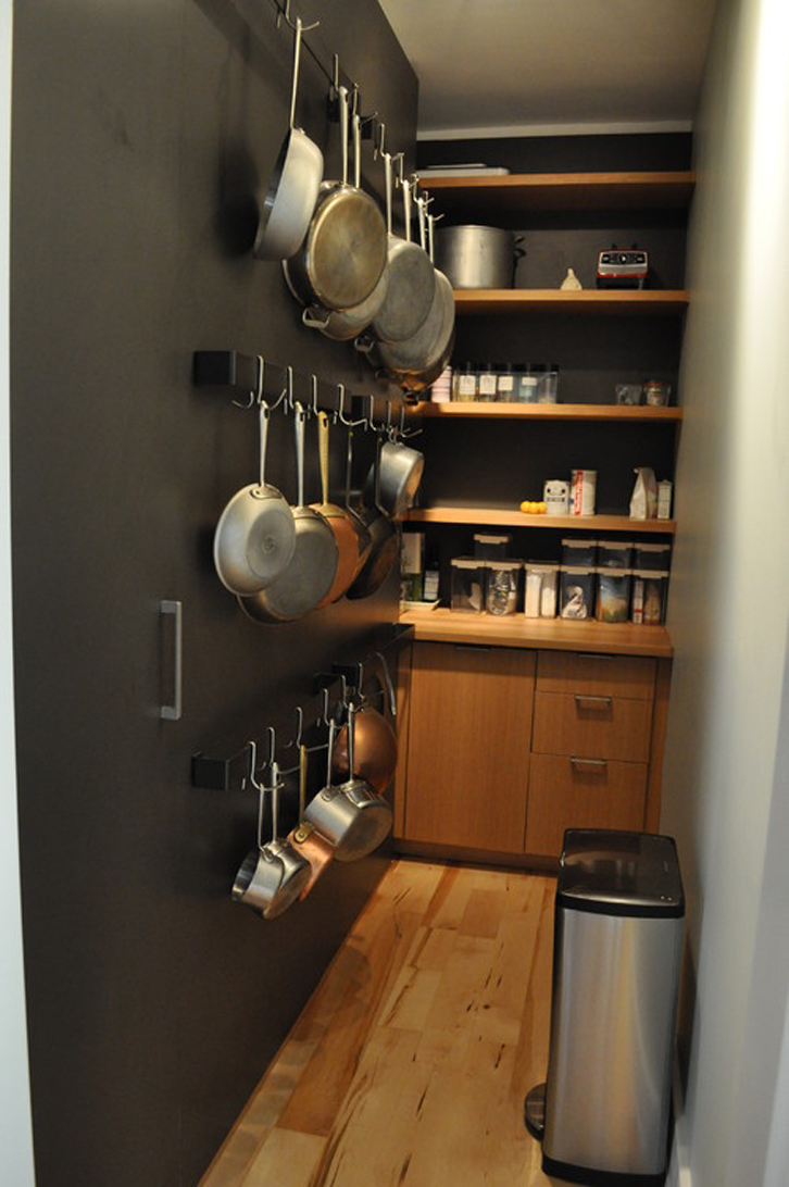 Ide Hemat Ruang Dapur Sempit