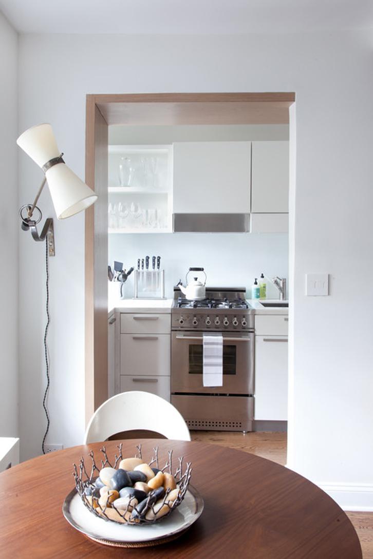 Ide Hemat Ruang Untuk Dapur Sempit