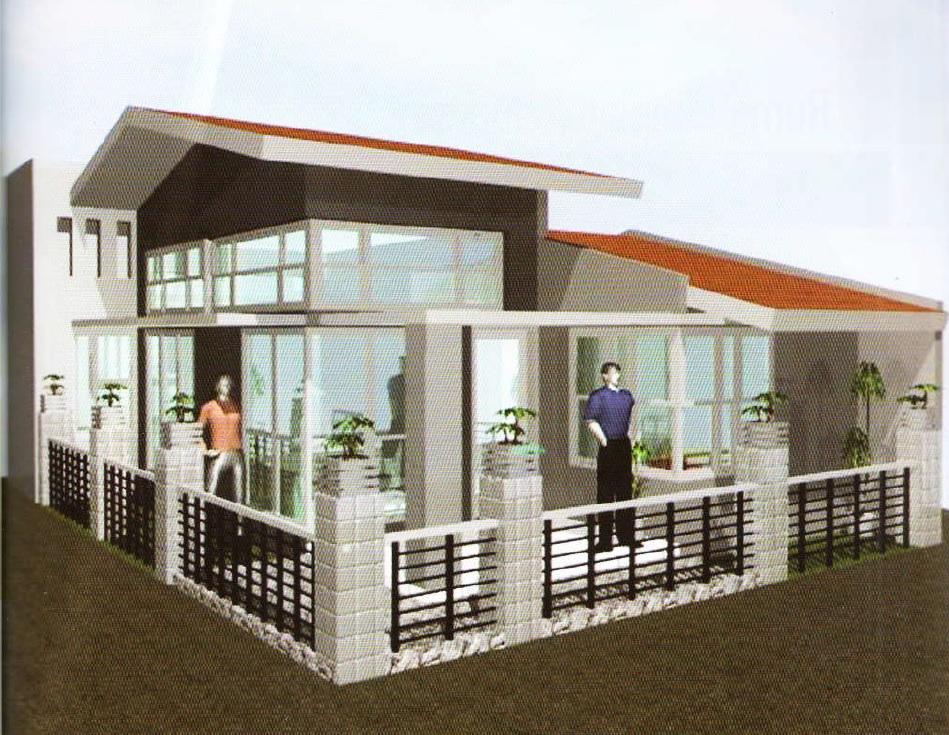 Inspirasi Desain Rumah Pengantin Baru Di Lt 60m2 Rumah Dan