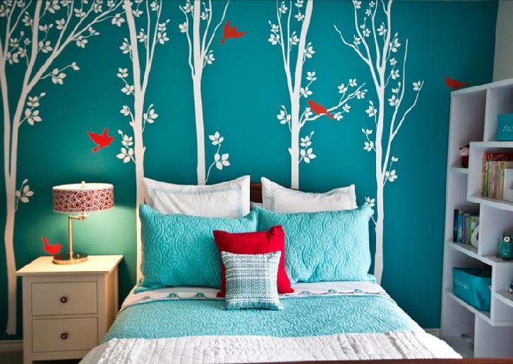 Desain Kamar Tidur Remaja Perempuan Unik  panduan mendesain kamar tidur untuk remaja properti