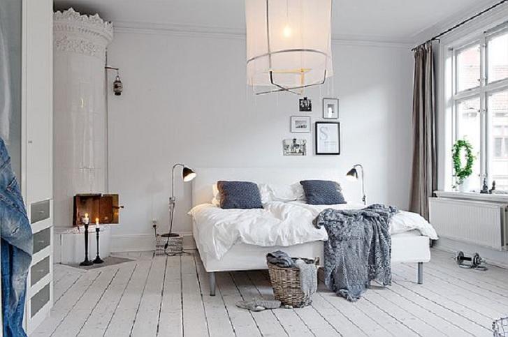 Contoh kamar ala Skandinavian (freshome.com)