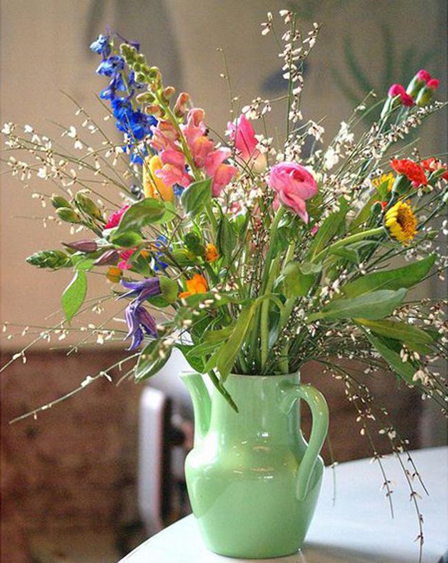 Alternatif Vas Bunga Murah Meriah Indah Rumah Dan Gaya Hidup Rumah Com