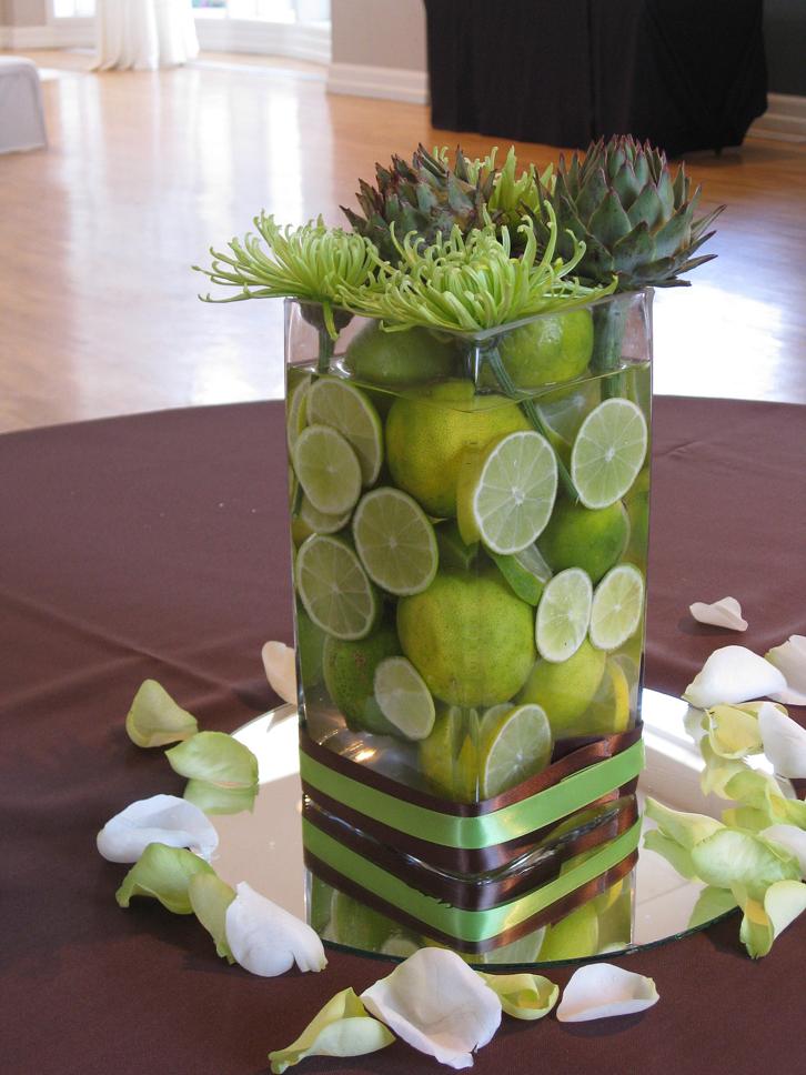 Ide dekorasi meja makan