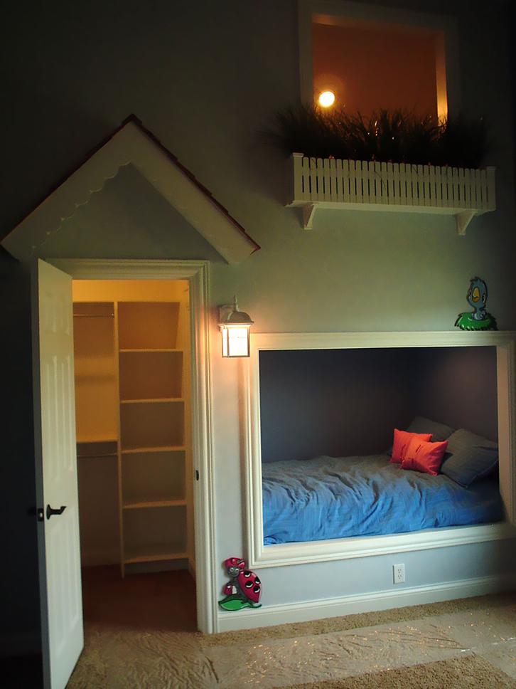 Ide Desain Kamar Tidur Anak Yang Menyenangkan Rumah Dan Gaya Hidup Rumah Com