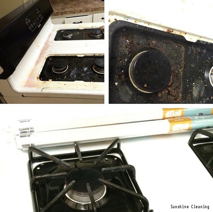 Rahasia Dapur Bersih Menngkilap