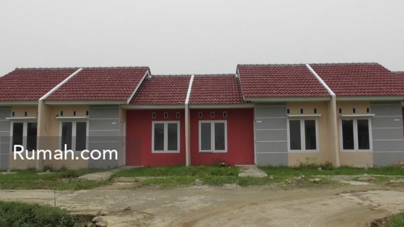 Fasad rumah di Bumi Sakinah 4