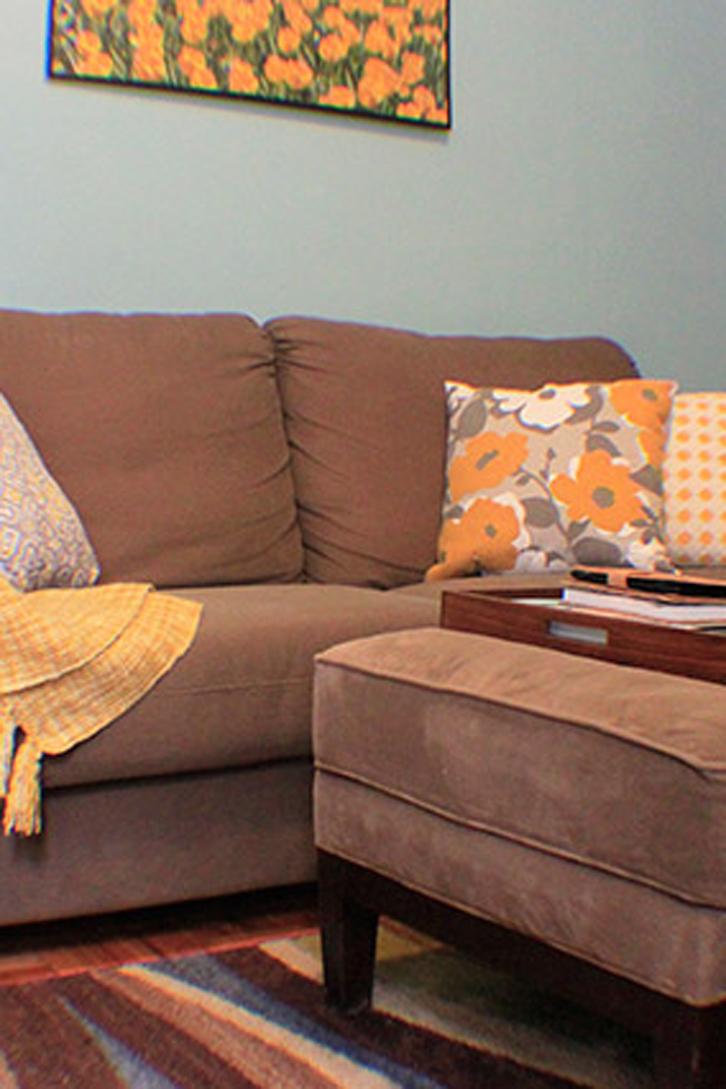 Ini Cara Bikin Sofa Lama Anda Terlihat Baru Properti Liputan6com