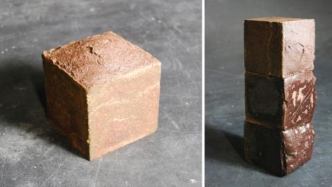 Batu bata terbuat darah (sumber: citymetric.com)