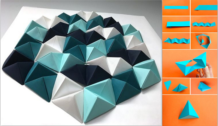 670+ Gambar Kolase Hewan Dari Kertas Origami Gratis