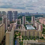 HDB flats in Ghim Moh