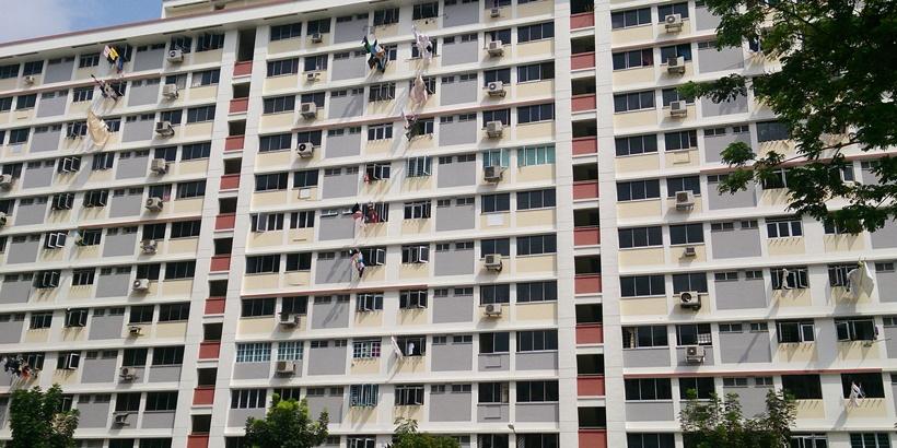 Public rental flats