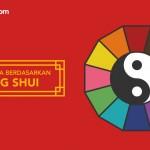 Arti warna berdasarkan feng shui