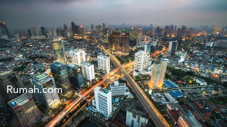 Pada pertengahan tahun ini, harga jual properti residensial terus merangkak naik, baik dihitung secara kuartal maupun tahunan.