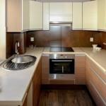 Jika Anda dapat menata dapur dengan baik, dijamin dapur akan selalu terlihat bersih dan rapi, meski tanpa bantuan ART.