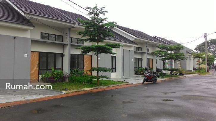 Salah satu tipe perumahan di Citaville Cikarang yang masih dibandrol di bawah Rp500 Juta.