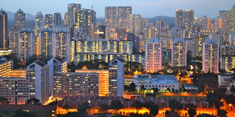 Singapore HDB Flat