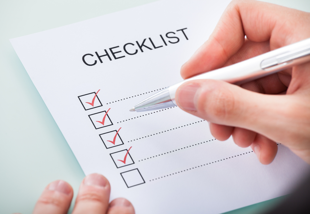 household-checklist