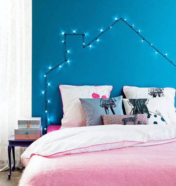 Inspirasi Kreasi Dekorasi Rumah dengan Lampu Hias
