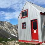 Kabin penginapan gratis di Alaska