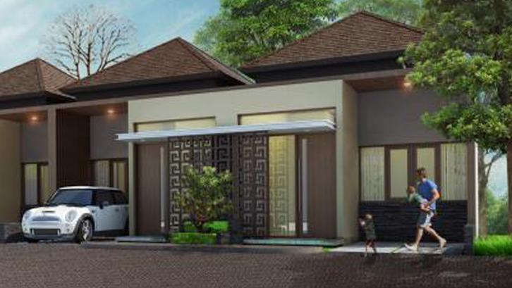Green Cikarang Riverside menawarkan hunian minimalis dengan harga di bawah Rp350 juta.