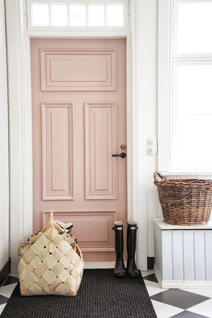 Lagi Tren Warna Dusty Pink Cocok Juga Untuk Di Rumah Rumah Dan Gaya Hidup Rumah Com