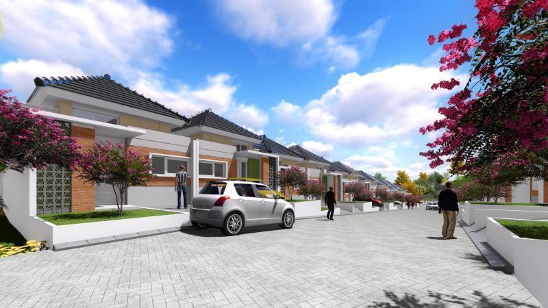 The Orchard Residence, menawarkan hunian seharga Rp350 jutaan di Tangerang.