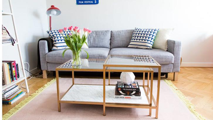 Desain Kamar Tidur Sempit Tanpa Jendela  ide meja minimalis untuk ruang tamu sempit rumah dan gaya