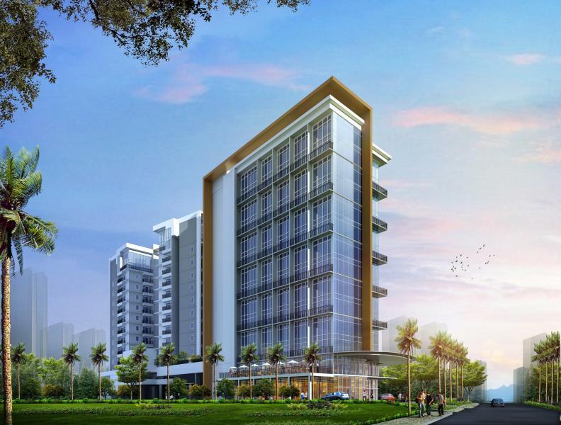 Padina Soho and Residence merupakan apartemen baru di Tangerang yang dijual seharga Rp400 jutaan.