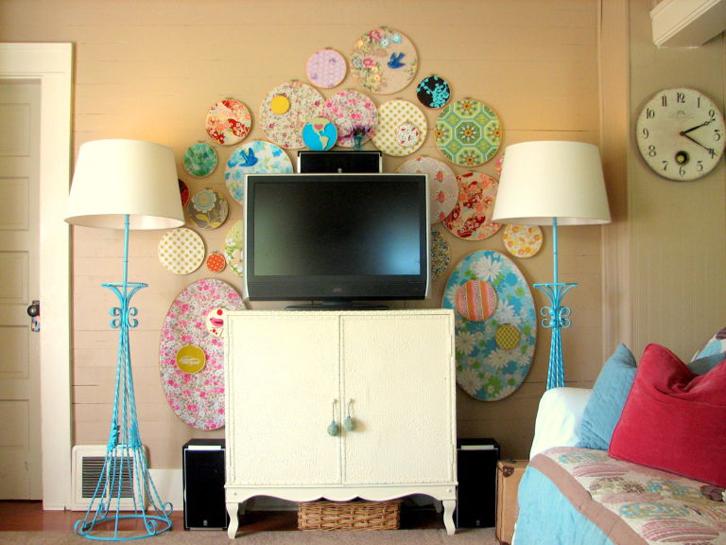 dekorasi tv 5
