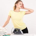 6 Kesalahan yang Sering Dilakukan Saat Menyetrika
